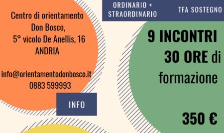 CORSO DI PREPARAZIONE AL CONCORSO SCUOLA 2020