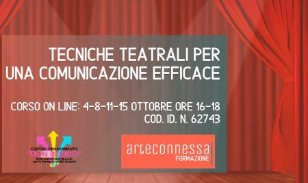 Tecniche teatrali per una comunicazione efficace nell'insegnamento